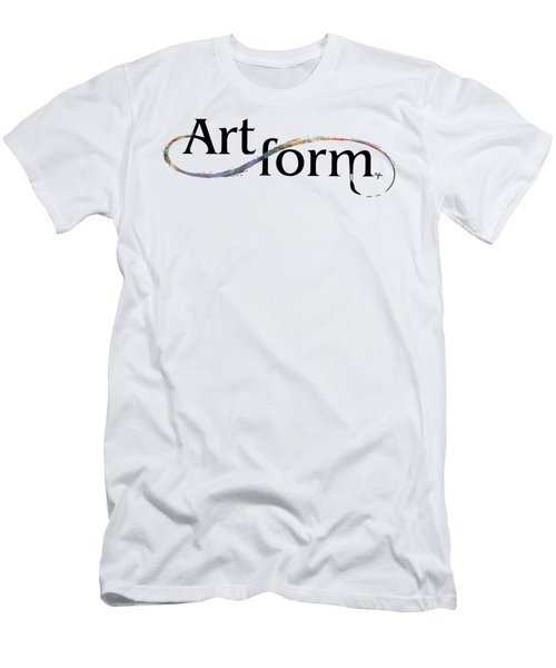 Artform02 Men's T-Shirt (Slim Fit) by Arthur Fix