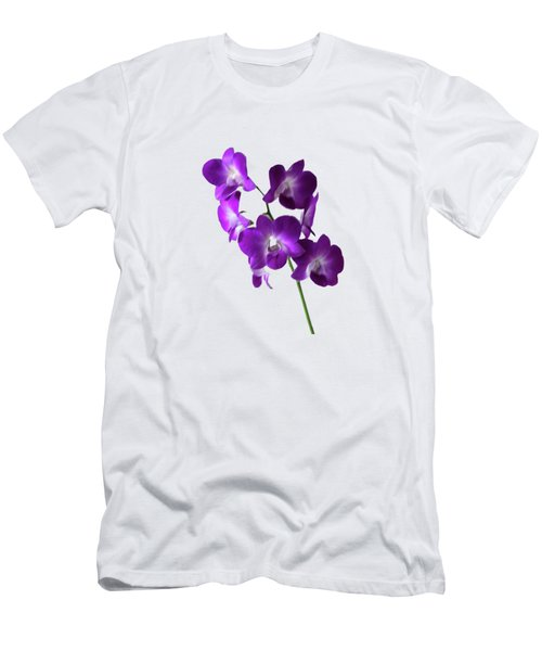 Floral Men's T-Shirt (Athletic Fit)