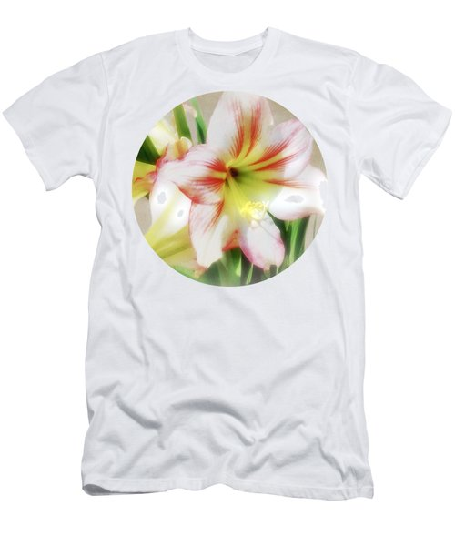Amaryllis By Morning Men's T-Shirt (Athletic Fit)