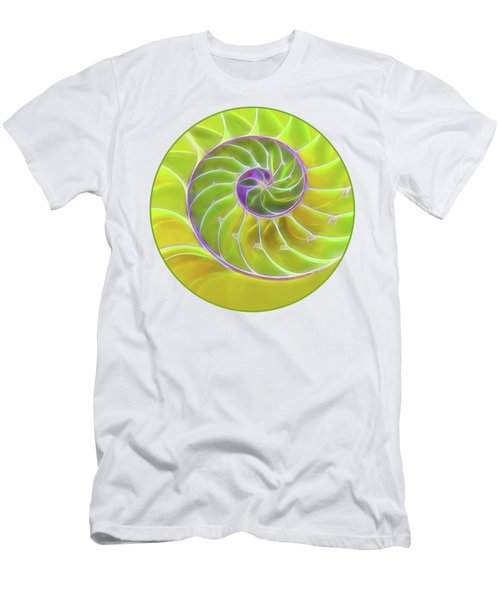 Fresh Spiral Men's T-Shirt (Athletic Fit)