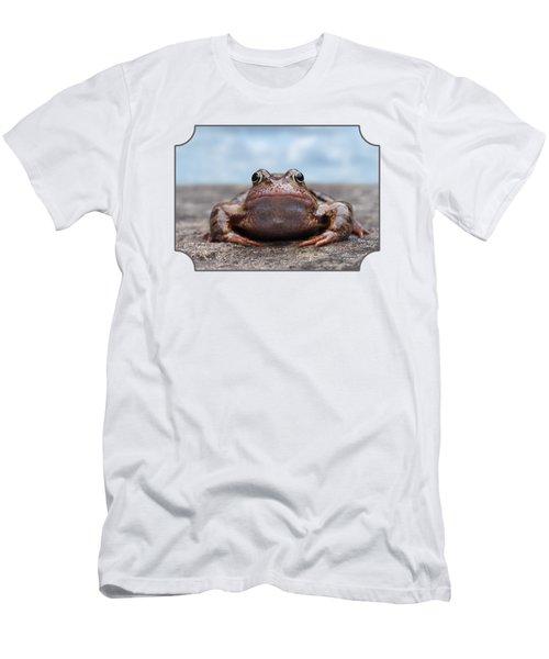 Leaving Home Men's T-Shirt (Slim Fit) by Gill Billington