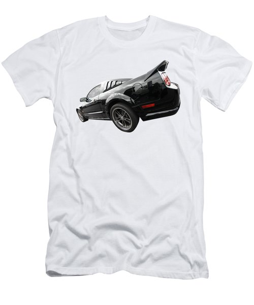 Have Wings Can Fly - Roush Mustang Men's T-Shirt (Athletic Fit)