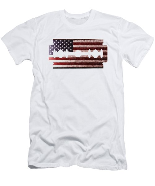 American Razor Men's T-Shirt (Athletic Fit)