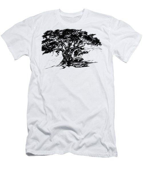Treasure Life. 2010 Men's T-Shirt (Athletic Fit)