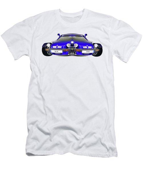 Dual Ghia Men's T-Shirt (Athletic Fit)