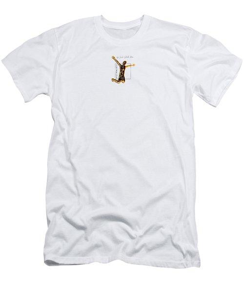 Psaumes 35-9 Men's T-Shirt (Athletic Fit)