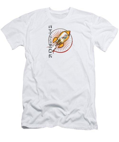 Mission Jesus One Men's T-Shirt (Athletic Fit)