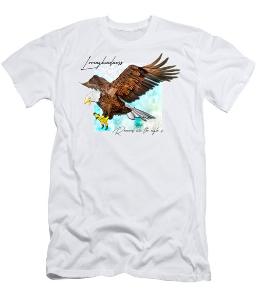 Renewed Like The Eagle's Men's T-Shirt (Athletic Fit)