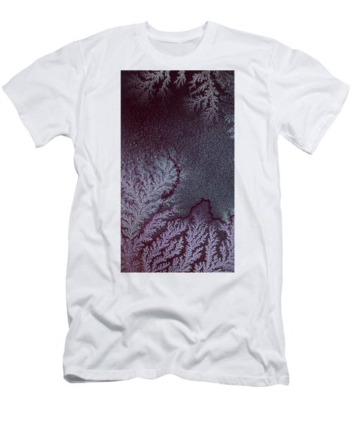 Ammonium Chloride Crystal Men's T-Shirt (Athletic Fit)