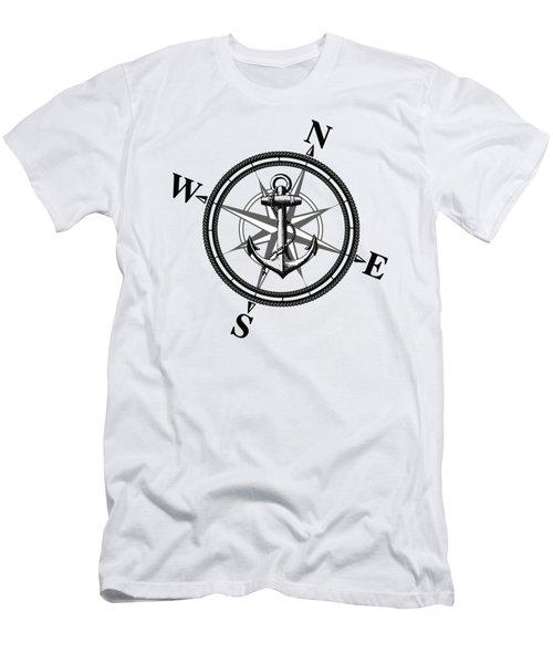 Nautica Bw Men's T-Shirt (Slim Fit) by Nicklas Gustafsson