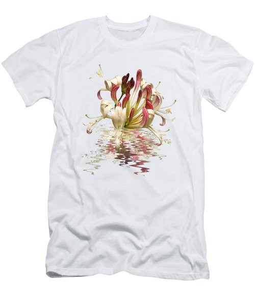 Honeysuckle Reflections Men's T-Shirt (Athletic Fit)
