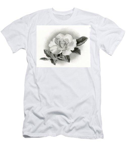 Vintage Rose Men's T-Shirt (Athletic Fit)