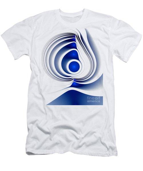 Blue Imprint Men's T-Shirt (Athletic Fit)