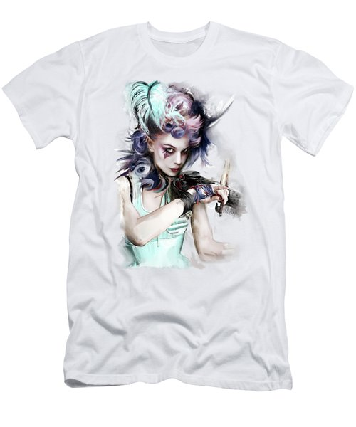 Emilie Autumn Men's T-Shirt (Athletic Fit)