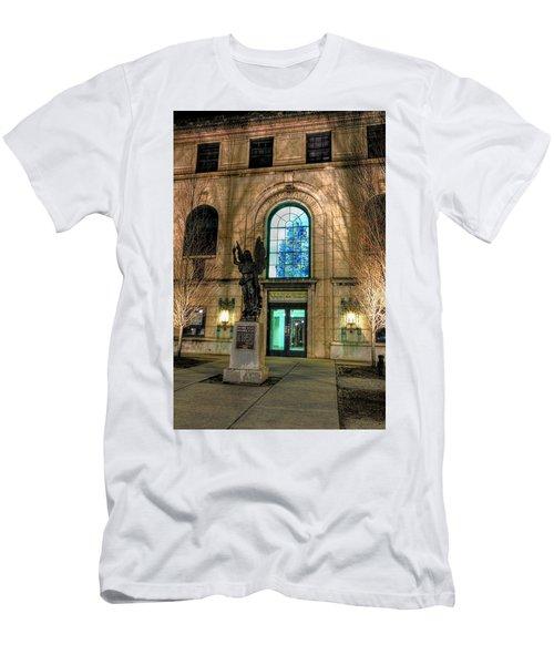 Asheville Art Museum Men's T-Shirt (Athletic Fit)