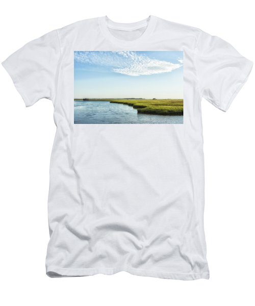 Assateague Island Men's T-Shirt (Athletic Fit)