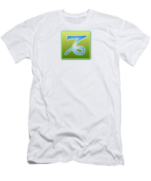 Capricorn Sun Sign Astrology  Men's T-Shirt (Athletic Fit)