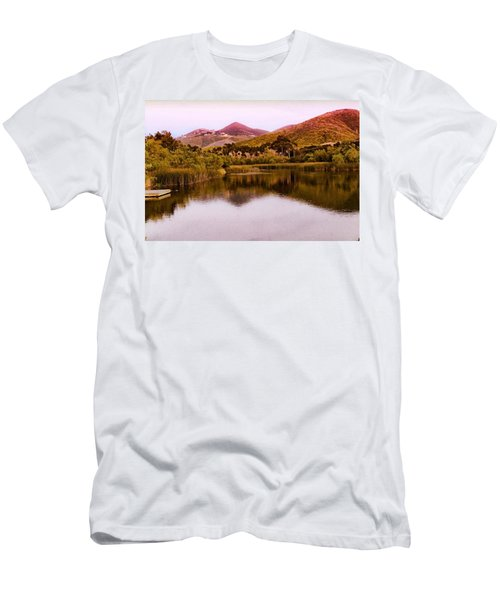 At The Lake Men's T-Shirt (Athletic Fit)