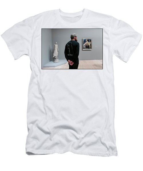 At The Whitney  Men's T-Shirt (Athletic Fit)