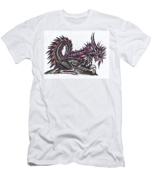 Atma Weapon Catoblepas Fusion Men's T-Shirt (Athletic Fit)