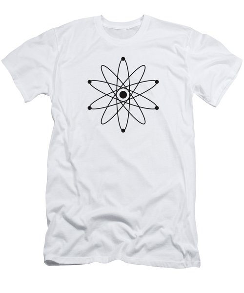 Atom Men's T-Shirt (Athletic Fit)