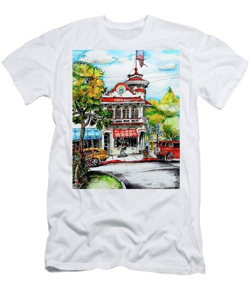 Auburn Historical Men's T-Shirt (Athletic Fit)