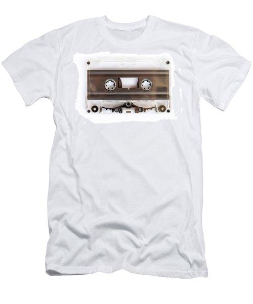 Audio Cassette Men's T-Shirt (Athletic Fit)