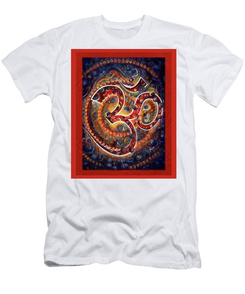 Aum - Vibrations Of Supreme Men's T-Shirt (Slim Fit)