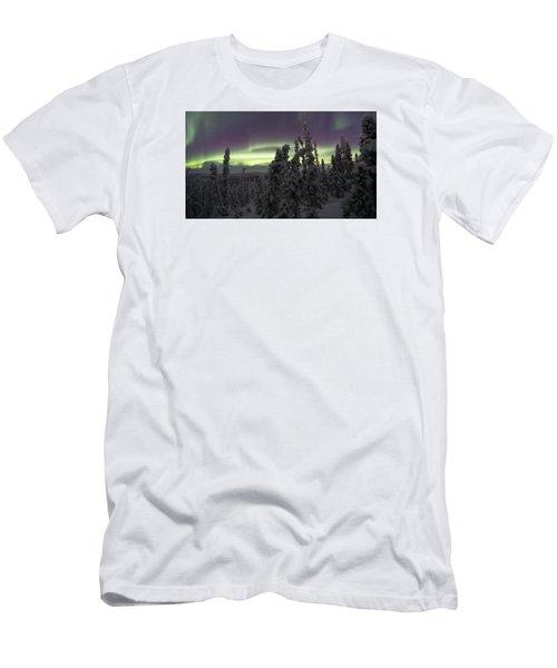 Auroral Horizon Men's T-Shirt (Athletic Fit)