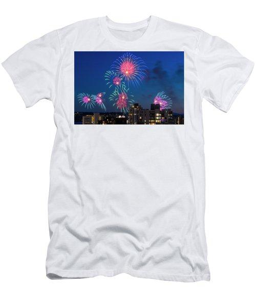 Australia 1 Men's T-Shirt (Athletic Fit)