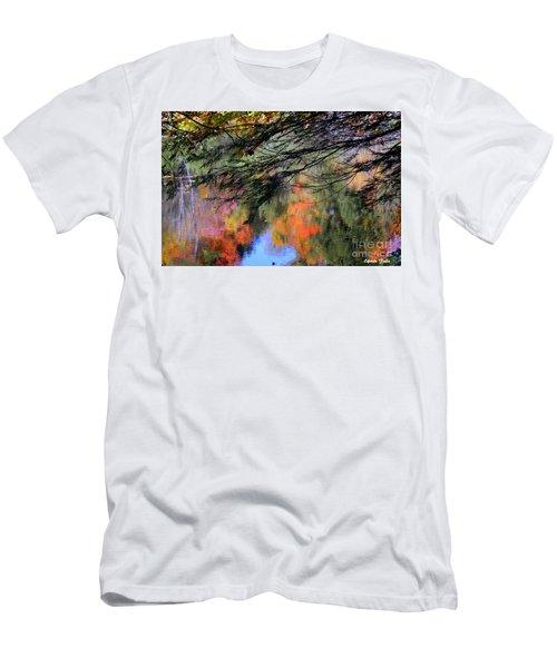 Autumn Glory Men's T-Shirt (Athletic Fit)