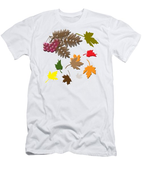 Autumn Men's T-Shirt (Athletic Fit)