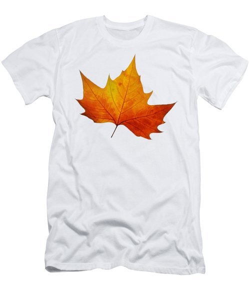 Autumn Leaf 1 Men's T-Shirt (Athletic Fit)
