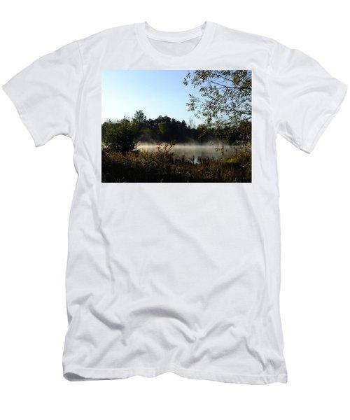 Autumn Morning Men's T-Shirt (Athletic Fit)