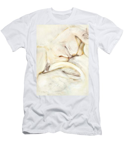 Award Winning Abstract Nude Men's T-Shirt (Athletic Fit)