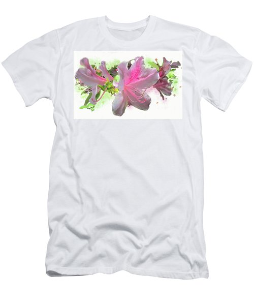 Azalea #2 Men's T-Shirt (Athletic Fit)