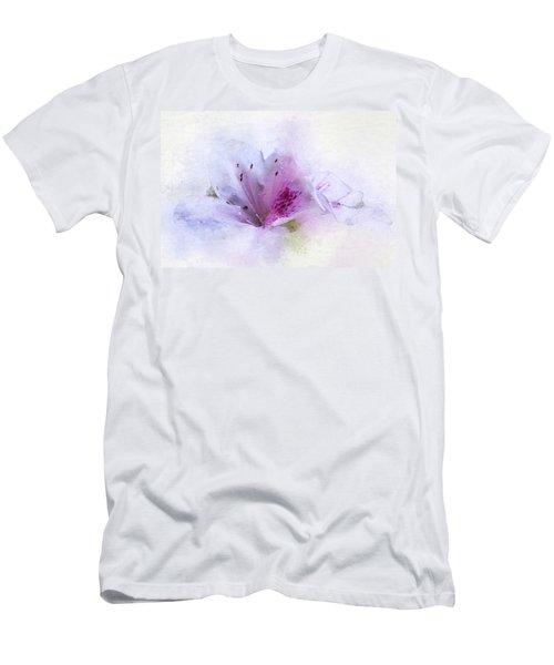 Azalea Splash Men's T-Shirt (Athletic Fit)