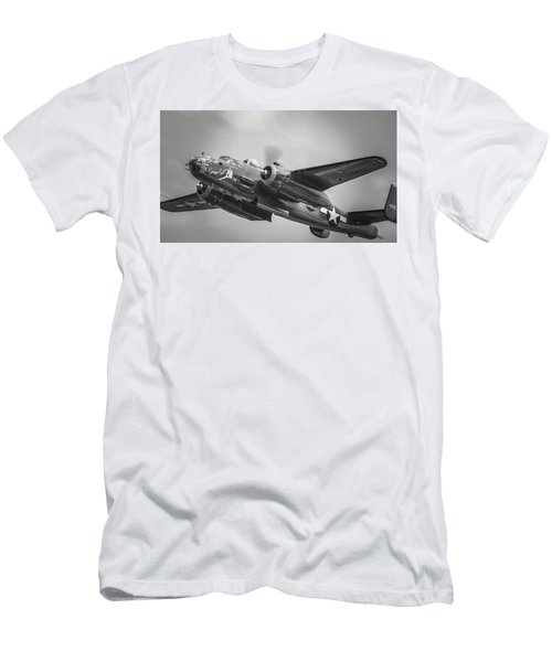 B-25 Men's T-Shirt (Athletic Fit)