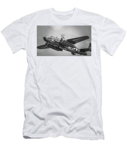 B-25 Men's T-Shirt (Athletic Fit)