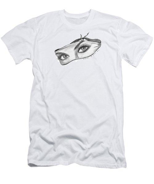 Babemask Men's T-Shirt (Athletic Fit)