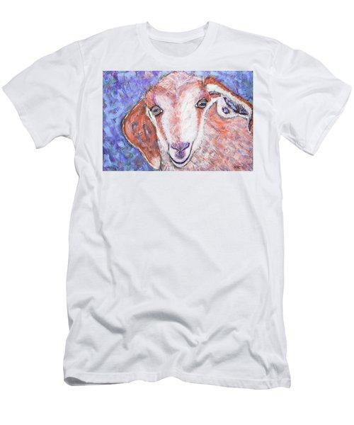 Baby Goat Men's T-Shirt (Athletic Fit)
