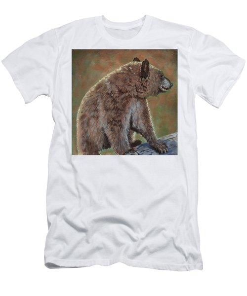 Baby Griz Men's T-Shirt (Athletic Fit)