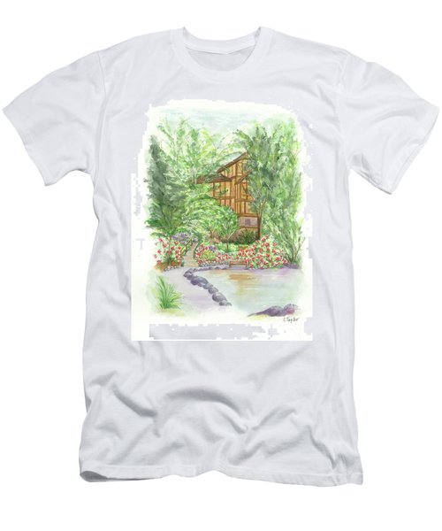Backside Of Shakespeare Men's T-Shirt (Athletic Fit)