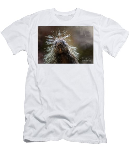 Bad Hairday Men's T-Shirt (Athletic Fit)