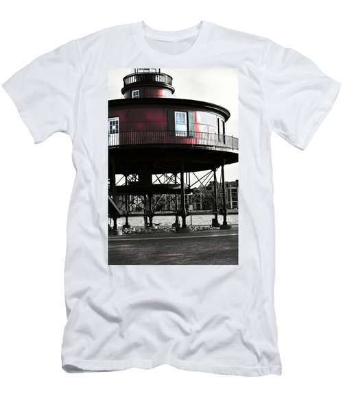 Baltimore Lighthouse Men's T-Shirt (Athletic Fit)