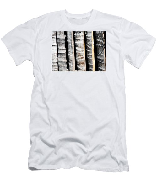 Bamboo Fence Men's T-Shirt (Athletic Fit)