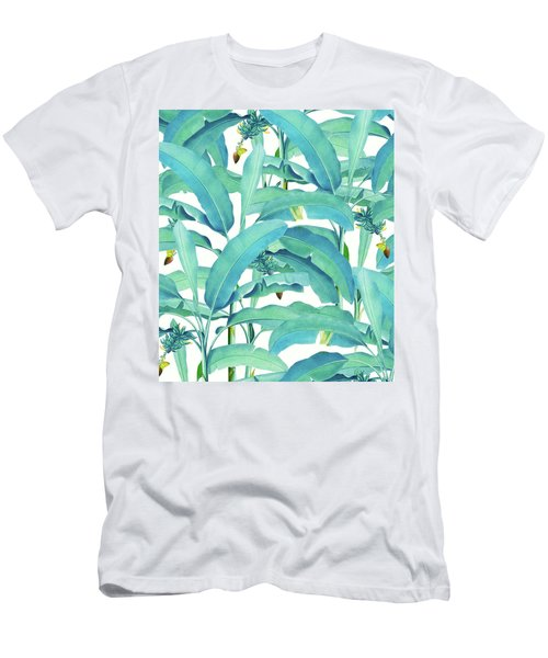 Banana Forest Men's T-Shirt (Athletic Fit)