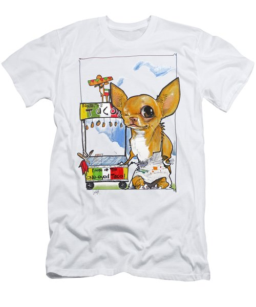 Bandito's Tacos Men's T-Shirt (Athletic Fit)