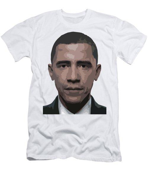 Barack Obama Men's T-Shirt (Athletic Fit)