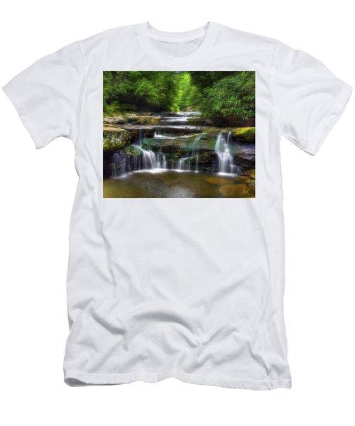 Bark Creek #1 Men's T-Shirt (Athletic Fit)